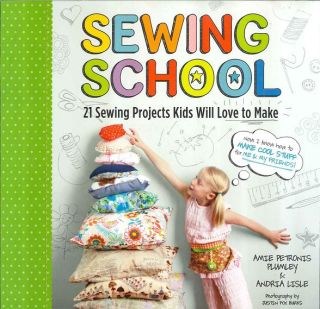 New book for YQs - Sewing School