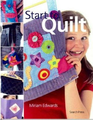 Start to Quilt - book review by YQ Bryony Saint