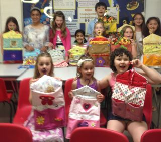 News from Region 2 - a fantastic 'room tidy' workshop!