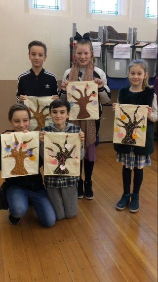 Orpington Young Quilters