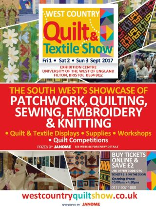 The West Country Quilt and Textile Show