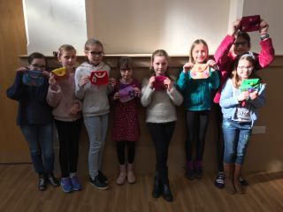 Young Quilters in Region 12
