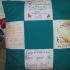 Make a patchwork cushion or quilt - and be a 'Home Improvement Hero'