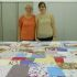 Making a quilt for the Queen's Guiding Award