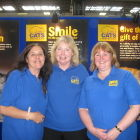 The Cats Protection team at Festival of Quilts 2013